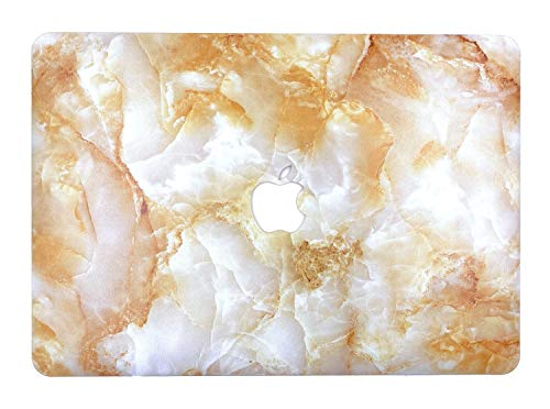 """24x7 eMall Rubberized Hard Shell Cover Compatible Old MacBook Air 13"""" (2010-2017 Release) (13 Inch Air (Old Version), Onyx)"""