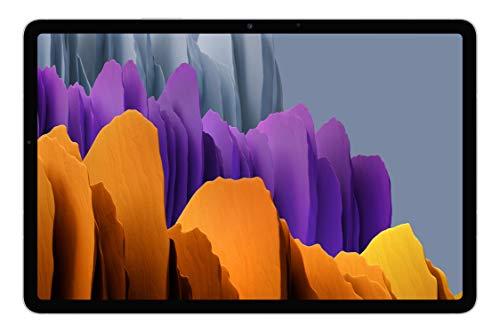 Samsung Galaxy Tab S7 (11 inch, Wi-Fi + LTE, 6 GB RAM, 128 GB Internal) - Mystic Silver