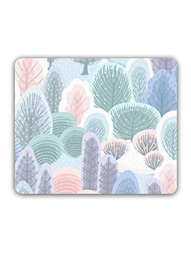Madanyu Designer Mousepad Non-Slip Rubber Base for Gamers - HD Print - Cactus Plant