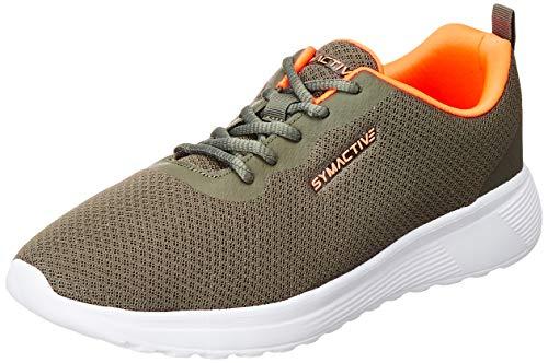 Amazon Brand - Symactive Men's Running Shoes Olive Shoe-10UK (RU-01-AW20)