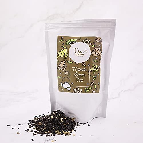 TEA TURBAN Masala Black Tea