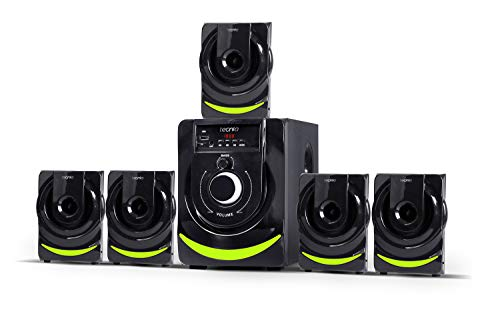 Tecnia Atom 507 Bluetooth 5.1 Channel Home Theater System