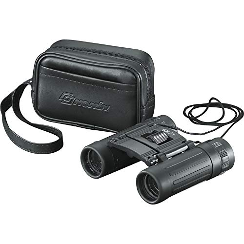 """Yukon Binoculars Perfect for Travelers and Sight See-ers. Binocular Magnification is 8x21.Compact and Easy to Carry. Black [3.56"""" H X 2.31"""" W X 1.38"""" D]"""