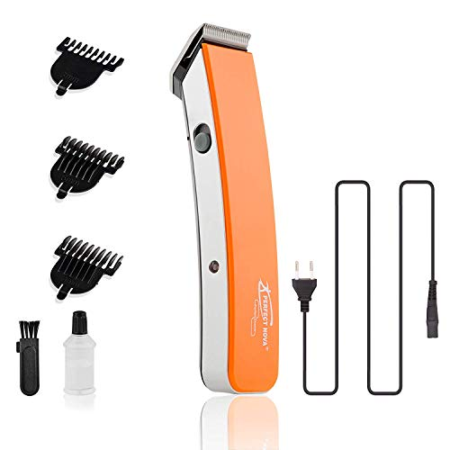 SWARAJ MALL Rechargeable Cordless Beard Trimmer for Men
