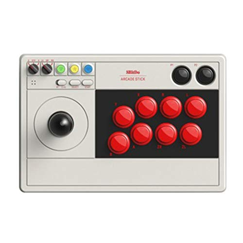 Layfuz Arcade Stick V3 with Customized Button BT 2.4G Wireless USB Wired PC Game Console