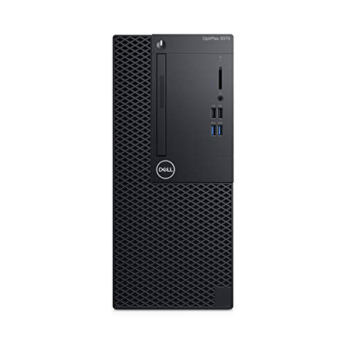Dell Optiplex 3070 MT -Core i3 9th Gen || 4 GB Ram || 1 TB HDD || Free DOS (Linux) || Without Monitor and Without DVD Drive || 3 Years Onsite Warranty Brand: Dell