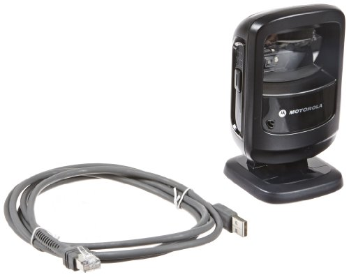 Motorola Ds9208 Desktop Bar Code Reader . Cable1d 2D . Led . Imager . Omni. Directional . Black Product Type Aidc Pos Barcode Scanners