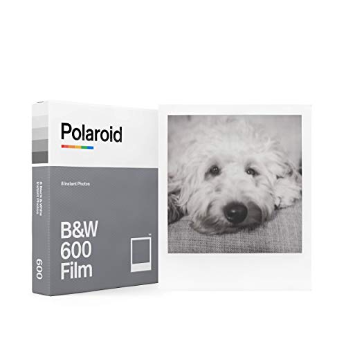 Polaroid B&W Film for 600 (6003)