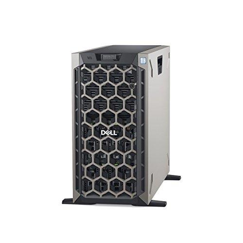 Dell PowerEdge T440 Server, Intel Xeon 4210 (2nd Gen, 10Core) Processor with 16GB RAM & 1.2TB 10K RPM SAS Hard Disk, 3 Years Warranty by Dell.