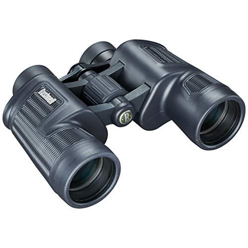 Bushnell H2O Series Binoculars 8x42 Black Porro BAK-4