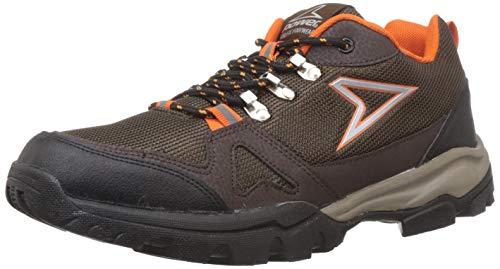 Power Men's Sonic Brown Running Shoes-8 (8394202)
