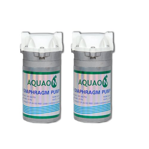 Wellon AQUAON 100 GPD Booster RO Pump for All Types of Water Purifier (Pack of 2)