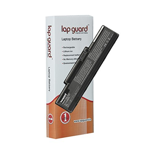Lapguard 6 Cell Laptop Battery for Acer Aspire 5740-5749 Black (LGBTA4315BLK06)