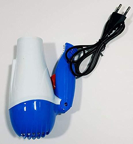 TN Tech Nova Professional 1000W Foldable Hair Dryer for Men and Women
