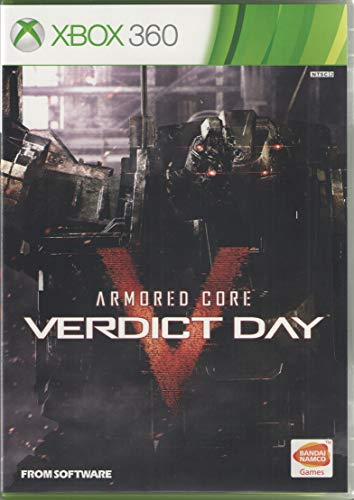 FROM SOFTWARE ARMORED CORE 5 : VERDICT DAY (XBOX360)