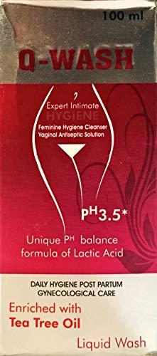 ANTEX Q-WASH Intimate Hygiene Wash