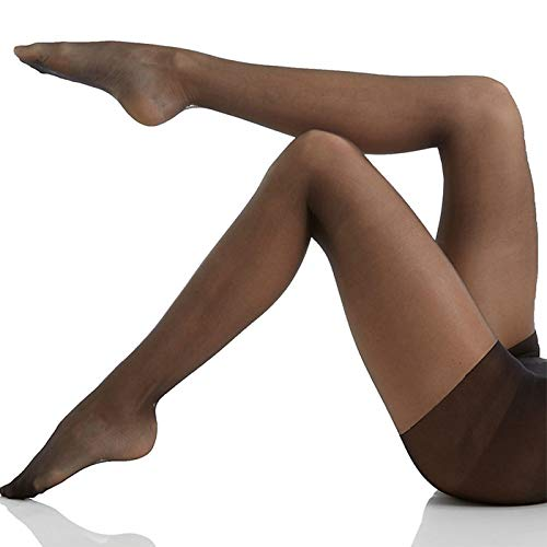 Fashion Fiesta Collant Alive Full Support Control Top Reinforced Toe Pantyhose