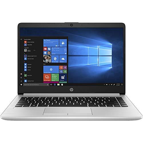 HP Notebook PC 348 G7 14-inch Laptop (10th Gen Core i3-10110U/8GB/1TB HDD/Windows 10 Pro/Intel UHD 620 Graphics), Silver