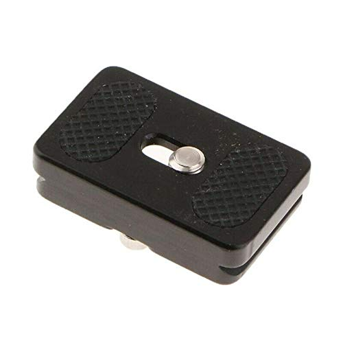 ELECTROPRIME PU-25 Universal Mini Arca Swiss Standard QR Quick Release Plate Digital SLR O3M4