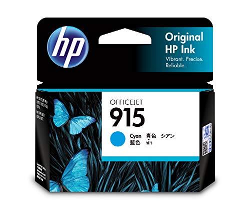 HP OfficeJet 915 Ink Cartridge (Cyan)