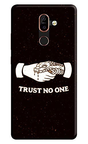 OLYKUN® Designer Printed Mobile Back Cover for Nokia 7 Plus