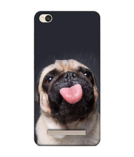 S SMARTY Designer Printed Plastic Mobile Back Case Cover Redmi 4A (Cute Puppy)