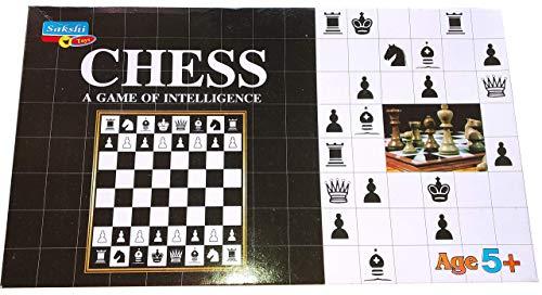 Samurai Chess A Game of Intelligence (L - 13.5 X W - 13.5)