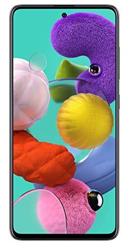 (Renewed) Samsung Galaxy A51 (Black, 8GB RAM, 128GB Storage) with No Cost EMI/Additional Exchange Offers