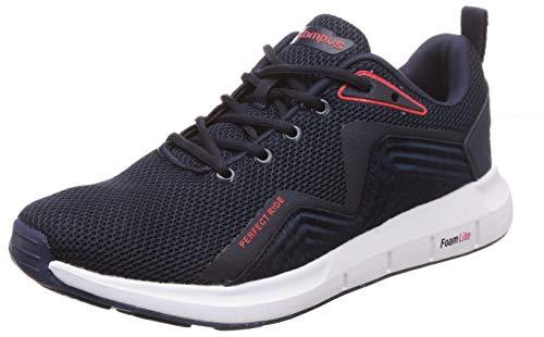 Campus RIDO Men's Running Shoes Navy-RED
