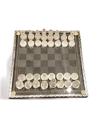 MotifsbySurabhiDidwania My Motifs Pure Silver Chess