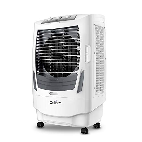 Havells Celia Desert Air Cooler - 70 Litres (White, Grey)