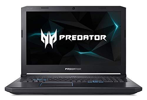 Acer Predator Helios 500 AMD RYZENTM 7 2700 Octa-core Processor 17.3-inch Gaming Laptop (16GB/256GB SSD + 2TB HDD/8GB of AMD Radeon TM RX Vega⁵⁶ Graphics/ Win 10 Home/Black), PH517-61