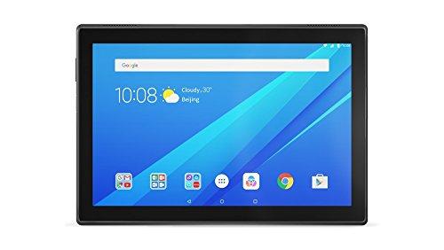 (Renewed) Lenovo Tab4 10 Tablet (10.1 inch,16GB,Wi-Fi + 4G LTE) Slate Black