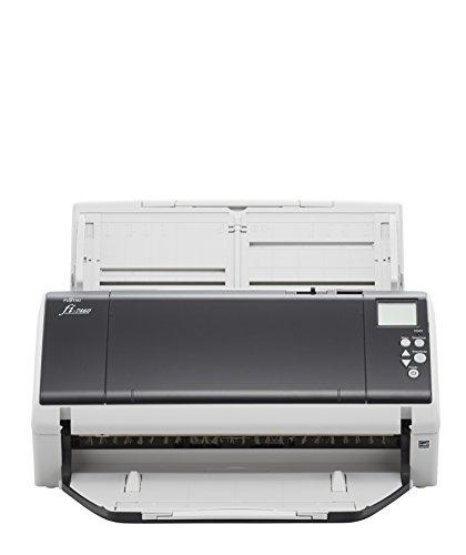 Fujitsu fi-7460 Sheetfed Scanner - 600 dpi Optical - 24-bit Color - 10-bit Grayscale - 60 - 60 - Duplex Scanning - USB