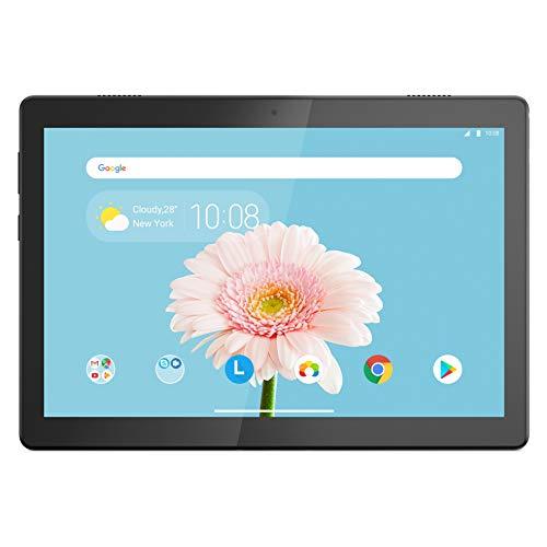 (Renewed) Lenovo Tab M10 HD (2GB, 32GB, WiFi) Slate Black
