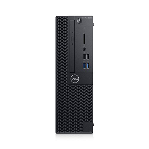 Dell Optiplex 3060 SFF -Core i5 8th Gen || 16 GB Ram || 1 TB HDD || Win 10 Pro || Without Monitor and DVD Drive || 3 Years Onsite Warranty