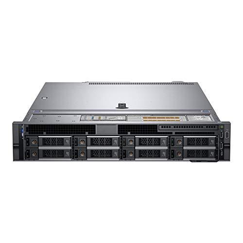 Dell PowerEdge R540 Rack Server, Intel Xeon 4210 (2nd Gen, 10Core) Processor with 2 x 32GB RAM & 3 x 1.2TB 10K RPM SAS Hard Disk, 3 Years Warranty by Dell.