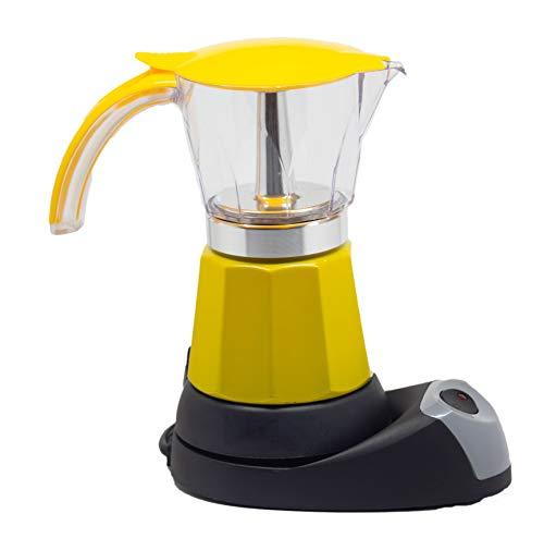 Bayar's Electric Moka Coffee Maker