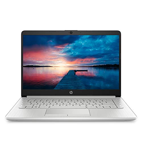 HP 14 10th Gen Intel Core i5 Processor 14-inch FHD Laptop with Built-in 4G LTE (8GB/256GB SSD + 1TB HDD/Windows 10/MS Office 2019/Natural Silver/1.51kg) 14s-er0003TU