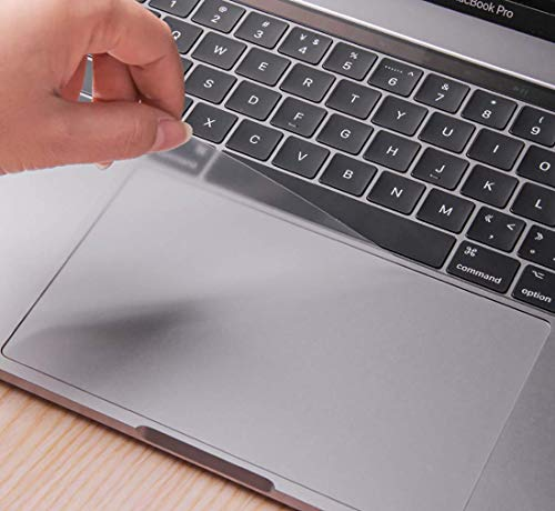 OJOS Anti- Scratch Trackpad Protector for MacBook Pro 16 Inch Model A2141 (2019 Released) Cover Skin with Matte Film Touch Pad Protector Ultra (Matte Finish)