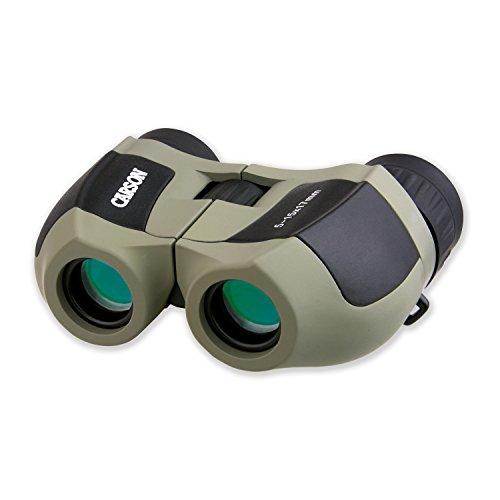 Carson Mz-517 Minizoom(Tm) 5 - 15 X 17Mm Ultra Compact Zoom Binoculars