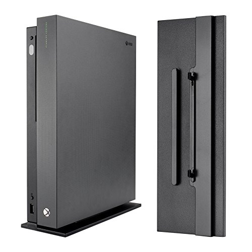 eXtremeRate Vertical Console Stand for Microsoft Xbox One X - Black