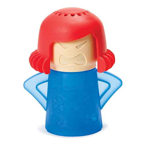 MegaDeal Kitchen Tool Metro Angry Mama Microwave Cleaner Kitchen Supplies