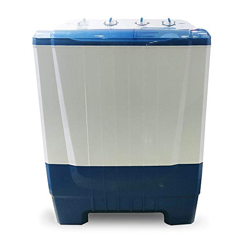 Onida 7.2 kg Semi-Automatic Top Loading Washing Machine (S72TIB, Blue)