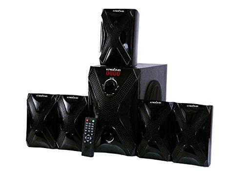 KRISONS X-Stream 5.1 Bluetooth Multimedia Home Theater
