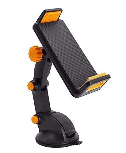 Shaarq Tablet Stand, Phone Holder, Cradle, Dock for All Smartphones