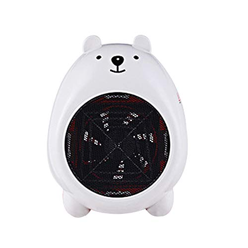 Docooler Cartoon Lovely Creative Practical Smart Mini Office Home Room Table Warm Air Blower Heater Portable Heating Machine 220V