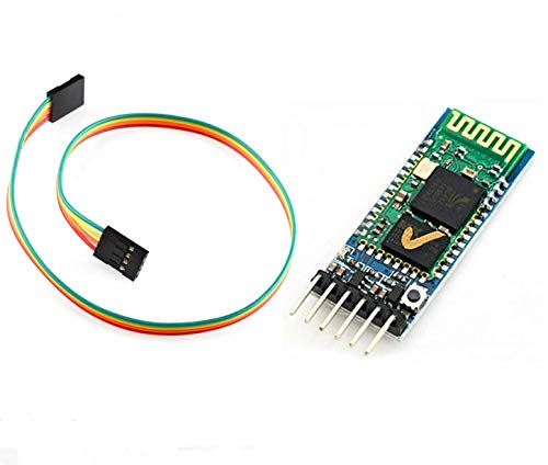 RoboThings HC-05 Wireless Bluetooth Host Serial Transceiver Module Slave and Master RS232 for Aduino