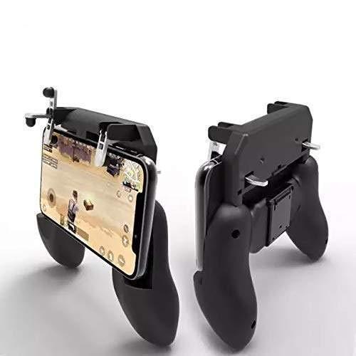 PRAYRAA Pubg Mobile Controller, Gamepad, Joystick,pubg Trigger,pubg Trigger Controller,Gamepad Controller Mobile Gaming Trigger for pubg