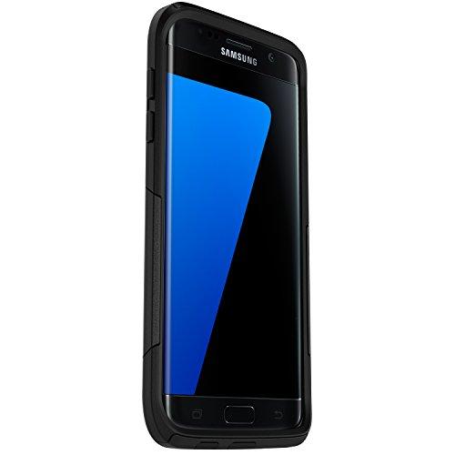 OtterBox Commuter 77-53025 Mobile Case for Samsung Galaxy S7 Edge (Black)
